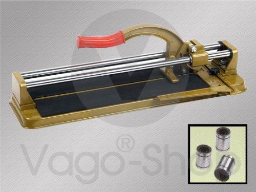 Fliesenschneider 700 mm Profiausführung Fliesenschneidemaschine Schneidemaschine
