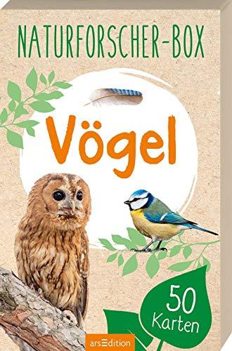 Naturforscher-Box - Vögel: mit 50 Karten - Bird-box