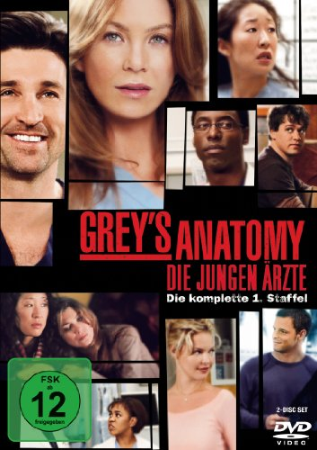 Grey\'s Anatomy: Die jungen Ärzte - Die komplette 1. Staffel (2 DVDs)