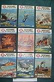 Seefahrt in aller Welt . Anker Hefte Nr. 21 bis 29: 21 / Der Schiffbruch der Trevessa / 22. 22 Mann gegen Tirpitz / 23. 13 Tage auf verlorenem Posten...