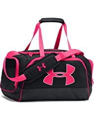 Under Armour - Watch Me Duffel Bag Black/Pink