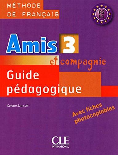 """<a href=""""/node/4632"""">Amis et compagnie 3 : guide pédagogique</a>"""