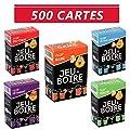 Glop 500 Cartes - Jeu à Boire - Jeu d'alcool soirée