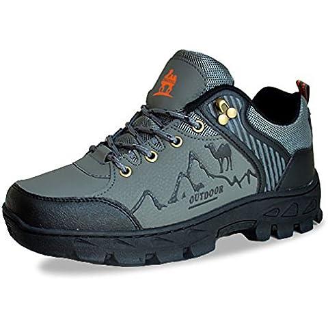 Aumento scarpe sportive/Estate scarpe da corsa/fondo pesante scarpe/scarpe impermeabili/uomini casuali dello slip