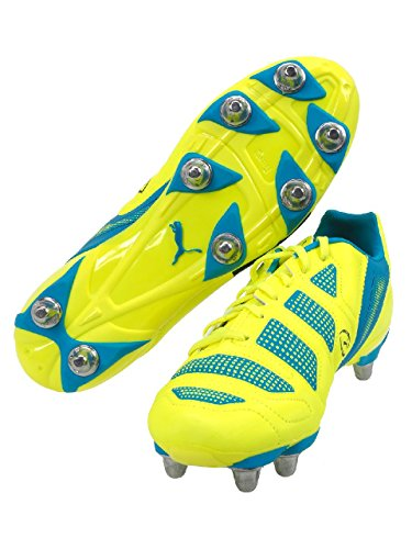 Chaussures de rugby Puma evoPOWER 4 Multicolore
