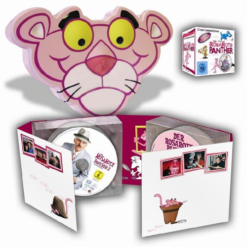 Der Rosarote Panther - Ultimative Sammler-Edition [Limited Edition] [22 DVDs]