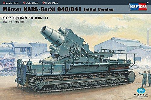 Hobby Boss 82904 Modellbausatz Mörser Karl-Gerät 040