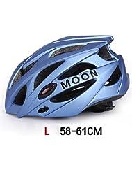 HYF-Aegis Casco de moda simple simple de la bici de montaña, resistencia de impacto, manera fresco / camino / casco de la bici de montaña