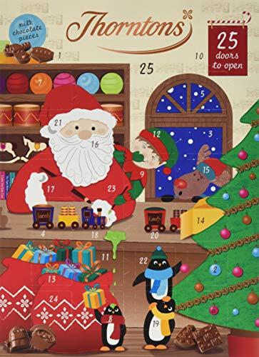 Thorntons Seasonal Children's Advent Calendar, 93 g, Pack of 4