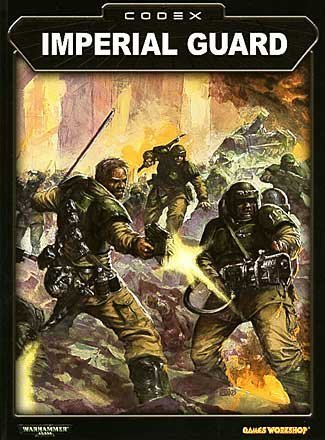 Codex Imperial Guard (Warhammer 40,000) by Andy Chambers (2003-07-31)