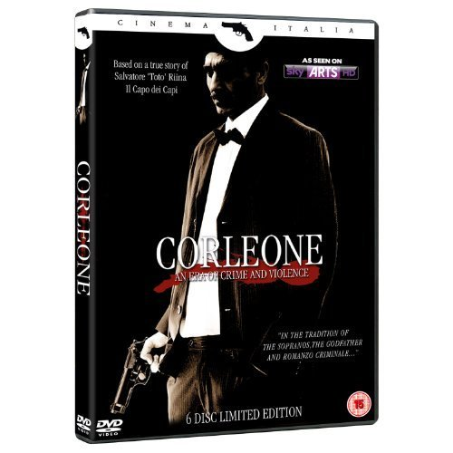 Preisvergleich Produktbild Corleone - 6-DVD Box Set ( Il capo dei capi ) [ NON-USA FORMAT,  PAL,  Reg.2 Import - United Kingdom ] by Claudio Gio