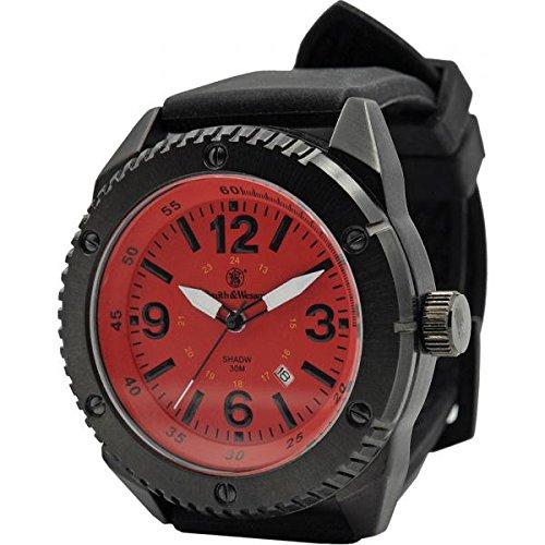 smith-wesson-sww-693-rd-orologio-rosso-nero