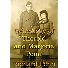 Genealogy of Thorold and Marjorie Penn