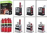 KEROSUN LC 3000 Tragbare Heizofen 3000W grau 19m2-48m2 ohne Installation, Zeitungsregelung