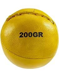 Cawila Schlagball - Peso de atletismo, color amarillo, talla one size