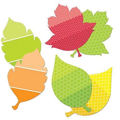 Painted palette leaves 25,4cm designer (Palette Designer)