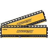 Ballistix Tactical 16GB Kit (8GBx2) DDR3 1600 MT/s (PC3-12800) UDIMM 240-Pin Memory - BLT2CP8G3D1608DT1TX0CEU