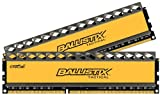 Ballistix Tactical 16GB Kit (8GBx2) DDR3 1600 MT/s (PC3-12800) UDIMM 240-Pin - BLT2CP8G3D1608DT1TX0CEU
