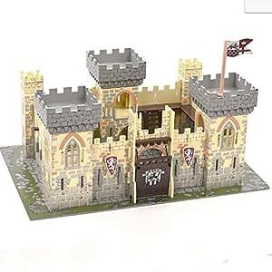Papo - 60002 - Figurine - Accessoire - Knights Castle