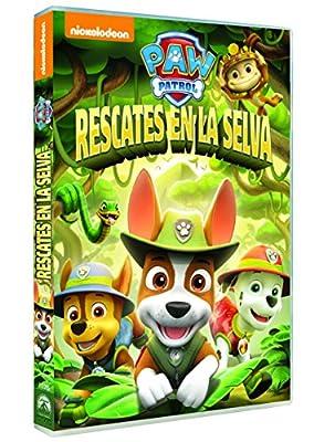 Paw Patrol 13: Rescates En La Selva [dvd] de Paramount Pictures