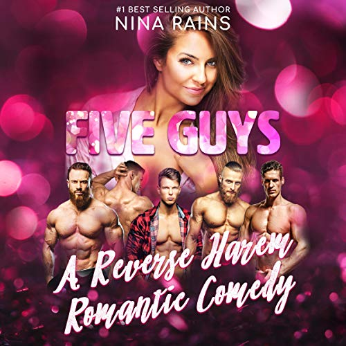 Five Guys: A Reverse Harem Romantic Comedy Audio-punch