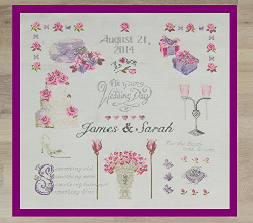 Anette Eriksson Wedding Sampler