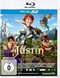 Justin - Völlig verrittert! / Justin and the Knights of Valour (2013) ( ) (3D) (Blu-Ray)