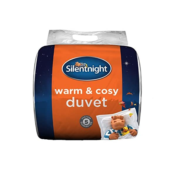 Silentnight Warm And Cosy Tog Duvet –  White 51Kp7 cIw 2BL