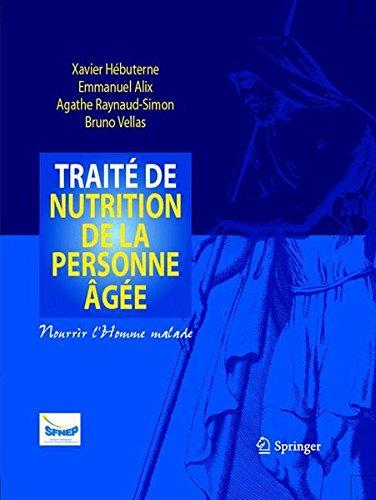 Traité de Nutrition de la personne agée