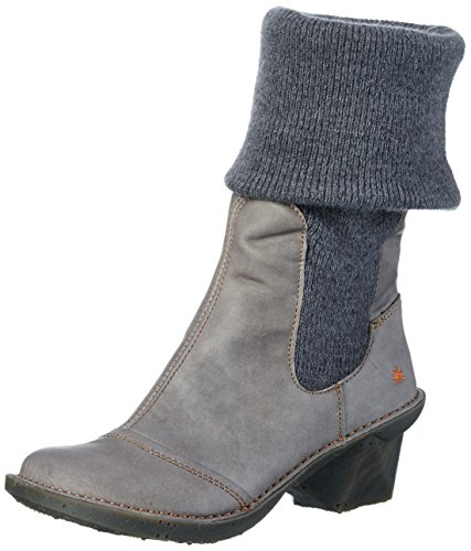 ART Damen Oteiza Kurzschaft Stiefel Grau (Grey)