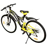 Best 10-speed Bicycles - Cosmic Voyager 21 Speed Gear Bicycle, 26-inch (Black/Yellow) Review