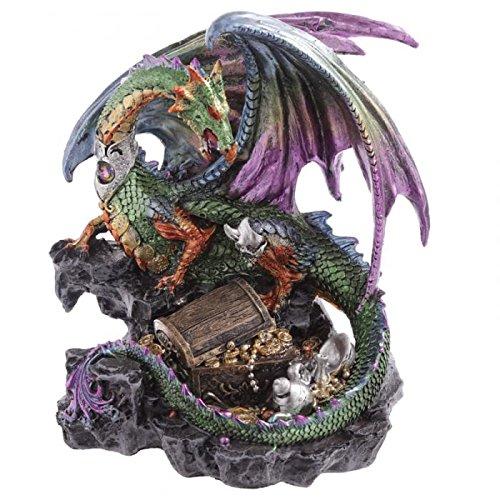 Dragon sur trésor Collection Dark Legends