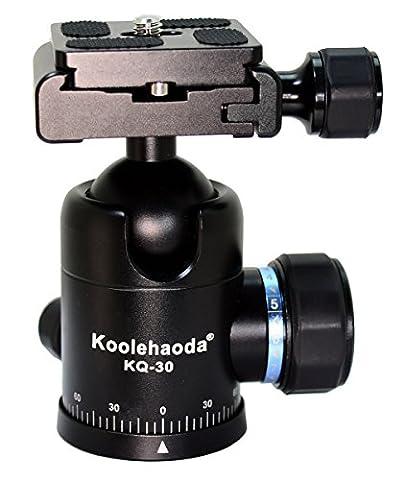 Monopode Rotule - Koolehaoda KQ-30 Trépied d'aluminium tête de balle