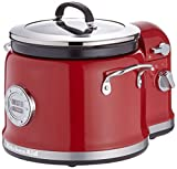 Kitchenaid 5KMC4244EER Multicuiseur programmable avec batteur Empire Rouge
