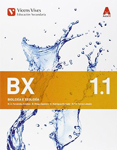 Bx 1. Bioloxía E Xeoloxía. Galicia. Libro 1,2 E 3. Aula 3D - 9788468231228