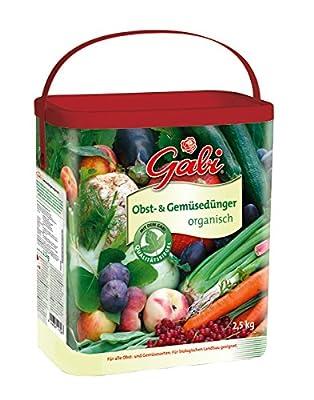 Gabi 113166 Obst und Gemüsedünger, organisch von Gabi auf Du und dein Garten