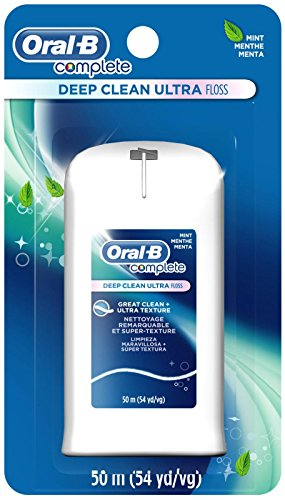 ORAL-B Ultra Floss Mint 50 m (Pack of 6) (dientes seda)
