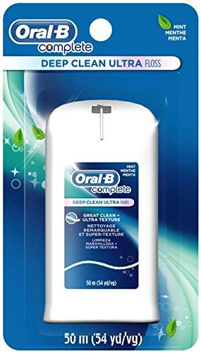 ORAL-B Ultra Floss Mint 50m (Pack of 6) (dientes seda)