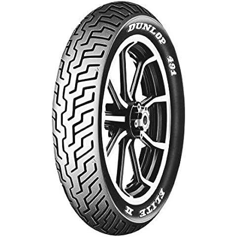 Pnuematico Dunlop 491 Elite2 140/90 B 16 77H Tl Rear Specific Oe Rwl Lettere Bianche In Rilievo Victory Judge (2012), Gunner (2014)