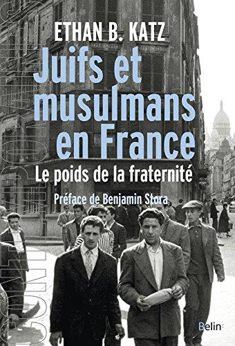 Juifs et musulmans en France: Le poids de la fraternité (Contemporaines) par Ethan Katz
