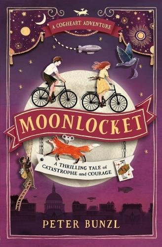 Moonlocket (The Cogheart Adventures #2)