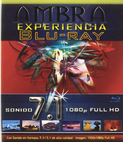 Experiencia Ambra [Blu-ray] [Import espagnol]