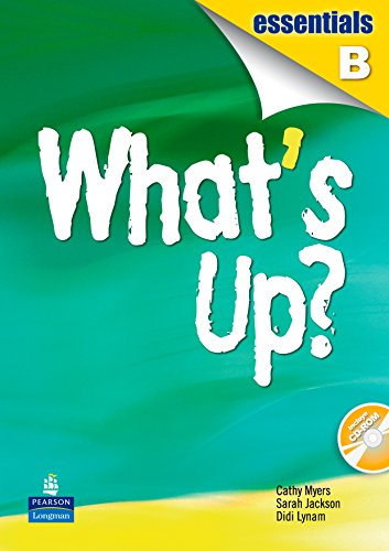 What'S Up? Essentials B Cuaderno - 9788498371468