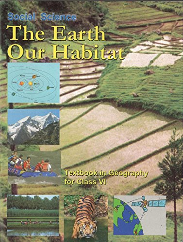 The Earth Our Habitat – Textbook Social Science for Class – 6  – 656 51KpFh1sA4L