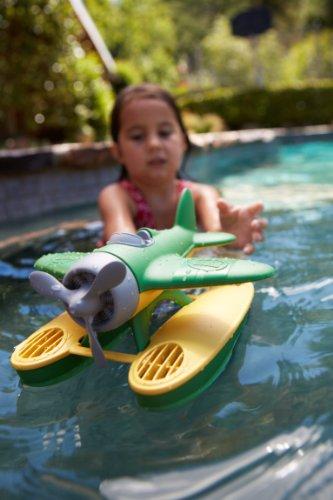 Green Toys SEAG-1029 - Wasserflugzeug, grün - 7