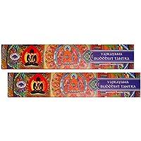 Trimontium GTL Premium-Masala-Räucherstäbchen Duo-Pack (2 x 15 g) Vajrayana Buddhist Buddhistisches Tantra, Kräuter... preisvergleich bei billige-tabletten.eu