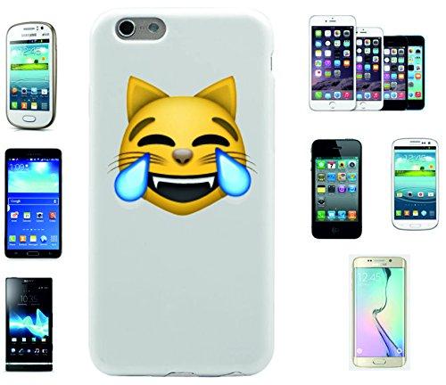 """Smartphone Case Apple IPhone 6+ Plus / 6S+ Plus """"Katzengesicht mit Freudentränen"""", der wohl schönste Smartphone Schutz aller Zeiten."""
