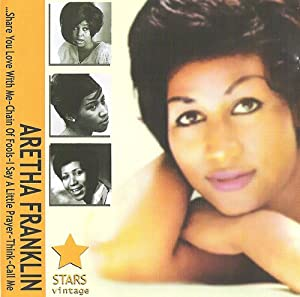 Freedb MISC / 4C11DE18 - I Can't See Myself Leaving You  Musiche e video  di  Aretha Franklin