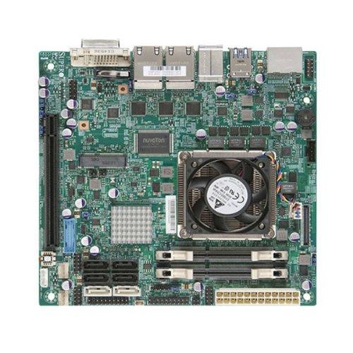 Supermicro Intel Core i7-3612QE 2,1 GHz/Intel QM77/DDR3/SATA3 und USB 3.0/A&V&4GbE/Mini-ITX Motherboard und CPU Combo