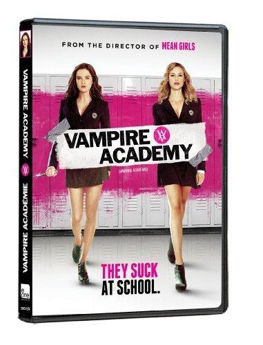 Vampire Academy (Bilingual Packaging) by Zoey Deutch